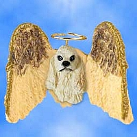 Cocker Spaniel Blonde Pet Angel Magnet