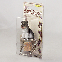 Bottle Stopper Dogs
