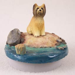"conversation concepts Briard Candle Topper Tiny One ""A Day on the Beach"" at Sears.com"