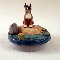 Boxer Candle Topper Tiny One