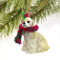 Cocker Spaniel Blonde Original Ornament