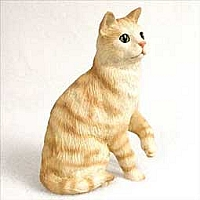 Shorthaired Red Tabby